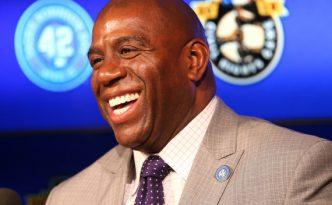 Magic Johnson è il nuovo plenipotenziario dei Lakers