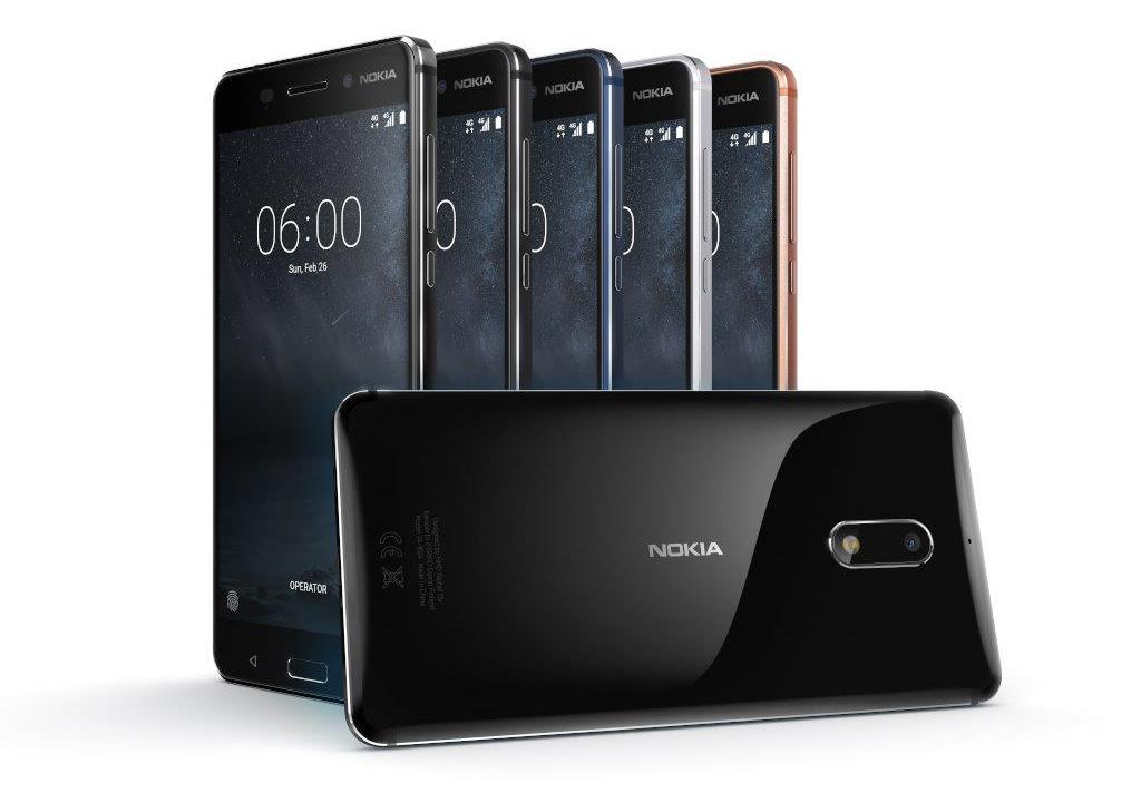 Nokia 6,