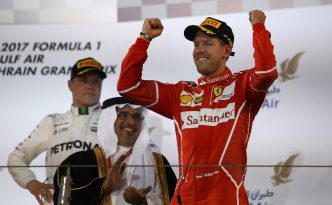 Vettel trionfa in Bahrain