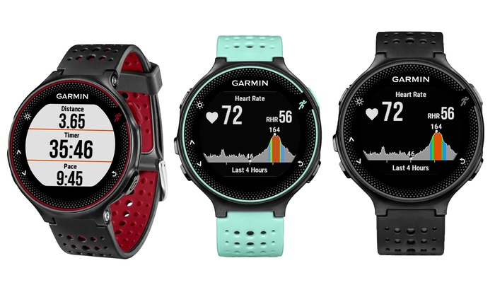 Garmin Week: Forerunner 235 in offerta