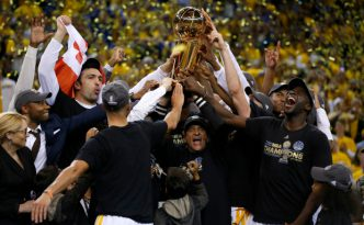 I Golden State Warriors sono i campioni NBA 2017