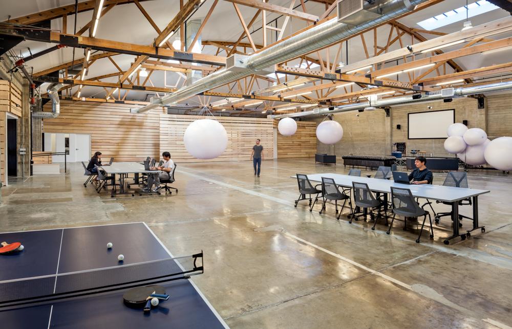 La sede di WordPress a San Francisco