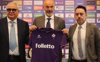 Stefano Pioli nuovo allenatore della Fiorentina