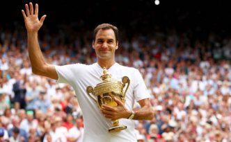Re Roger Federer