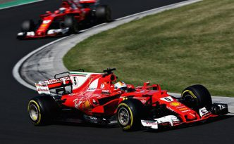 Vettel trionfa in Ungheria