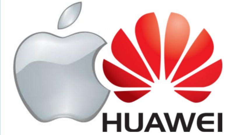 Apple vs Huawei