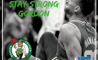 Stay Strong Gordon Hayward