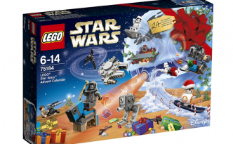 Calendario dell'Avvento Lego Star Wars 75184