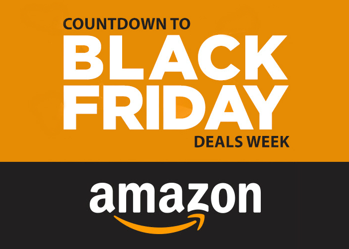 Black Friday 2017: conto alla rovescia su Amazon