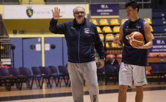 Meo Sacchetti, nuovo CT della nazionale italiana di basket