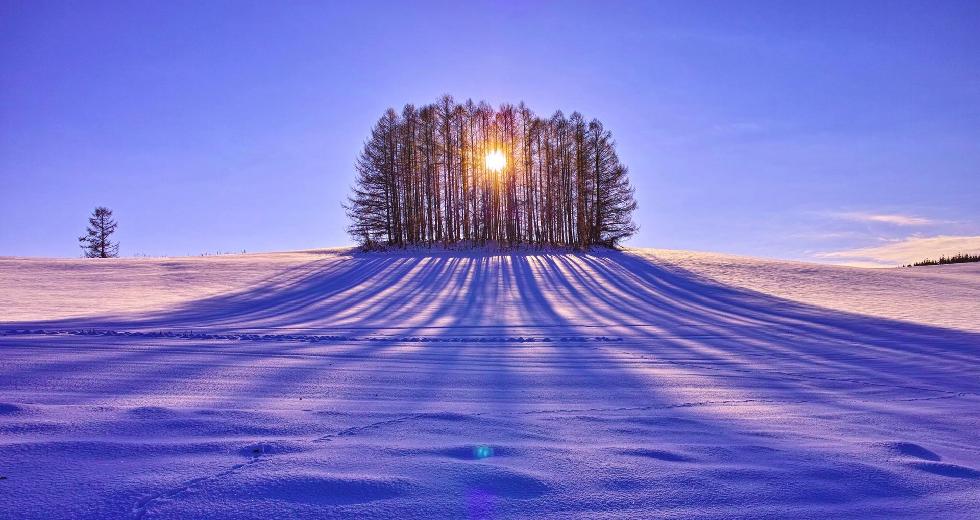 Oggi ci sarà il solstizio d'inverno