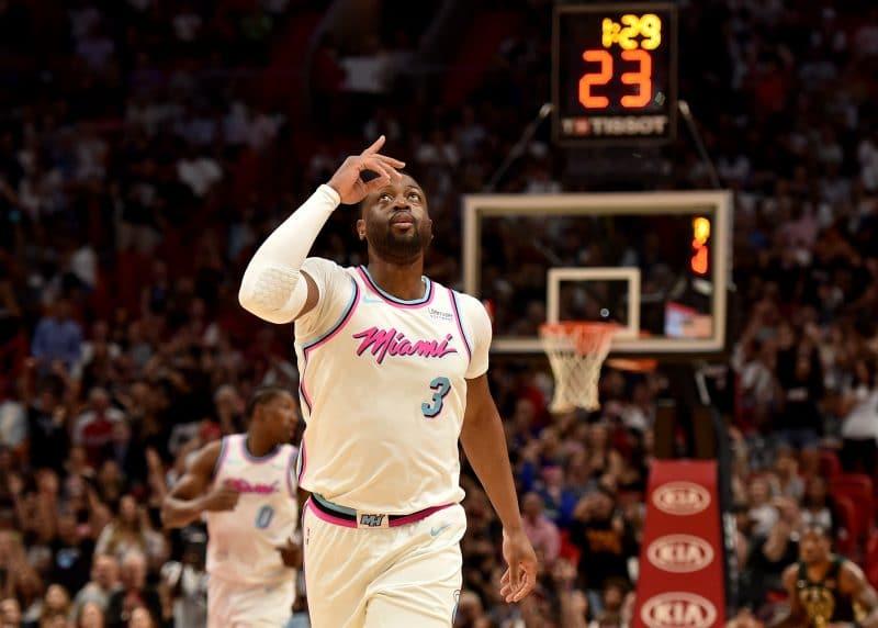 Dwyane Wade è tornato ai Miami Heat