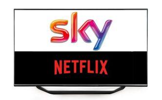 Netflix entrerà nel pacchetto Sky