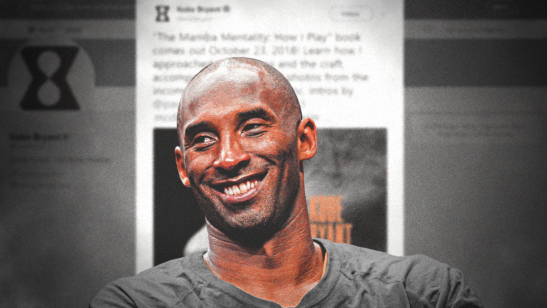 "Kobe Bryant: ""The Mamba Mentality: How I Play"""