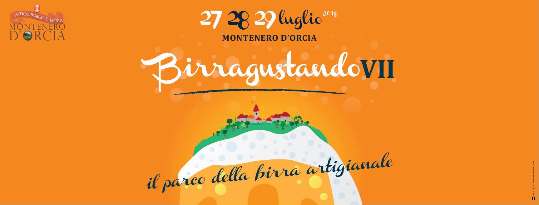 Birragustando 2018 - A Montenero D'orcia dal 27 al 29 luglio