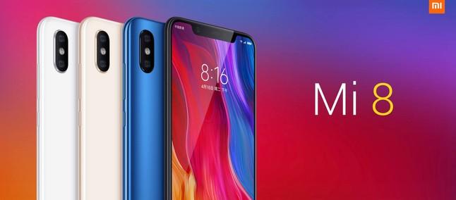 Prodotti Xiaomi in offerta: Xiaomi Mi 8 MIUI 9