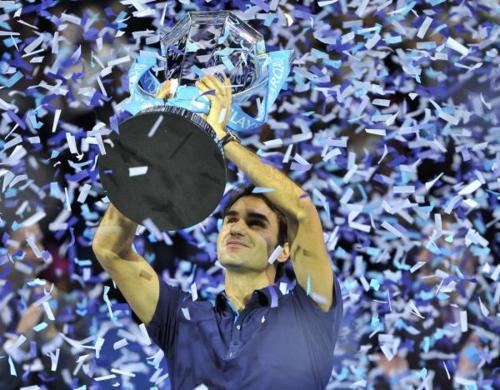 Federer vince il Master 2011