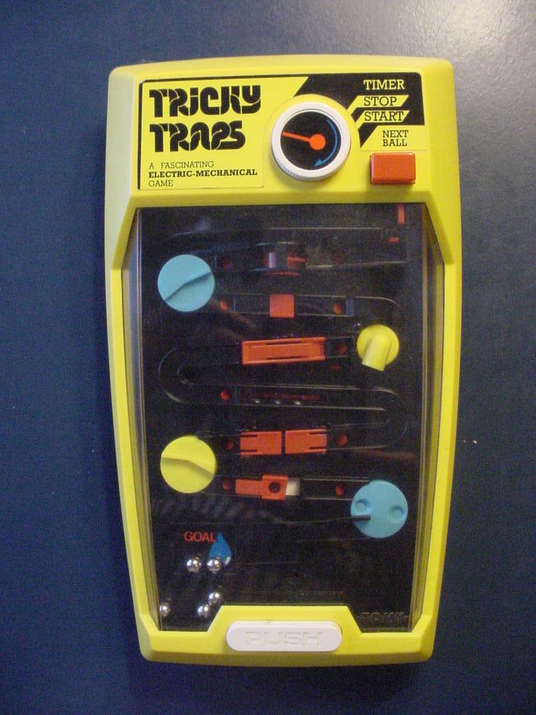 Tricky Traps