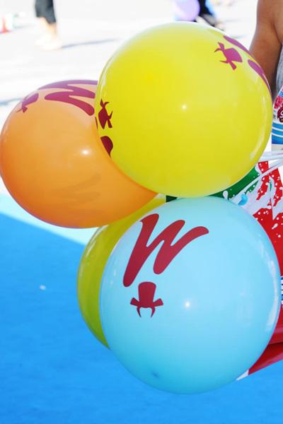 Palloncini al Mukky Day