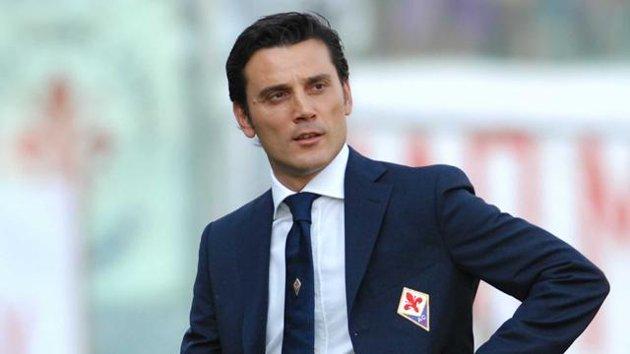 Montella, allenatore della Fiorentina