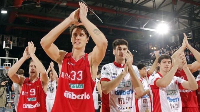 Varese sola al comando nel campionato di serie A di basket