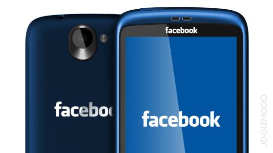 Facebook Phone in arrivo?