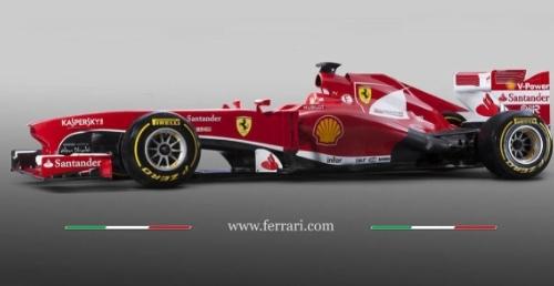 La Ferrari F138
