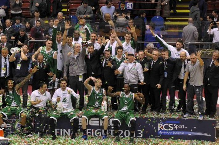 Siena vince la Coppa Italia 2013