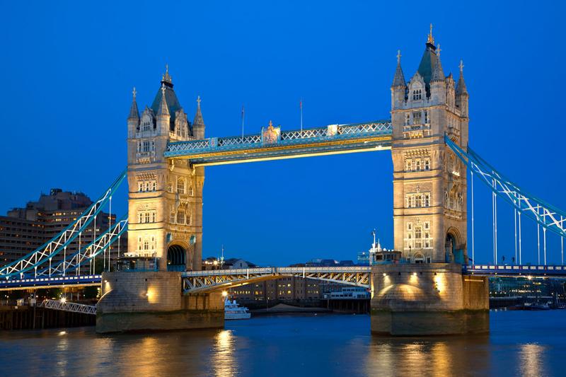Londra, nei luoghi di Sua Maestà
