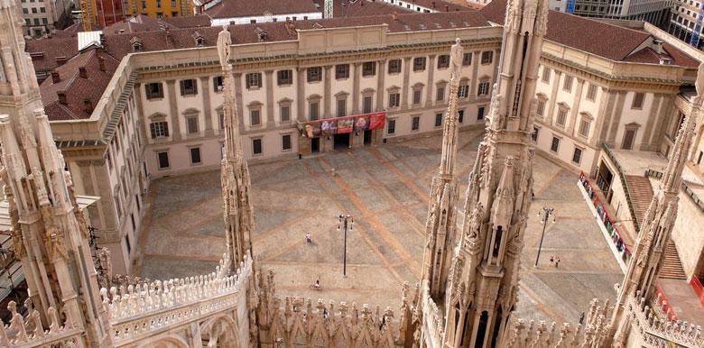 Milano - Palazzo Reale