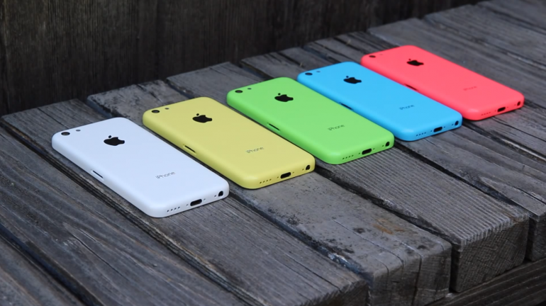 "iPhone 5C - La ""C sta per ""colore"""