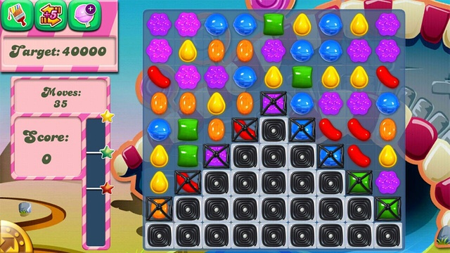 Candy Crush Saga Mania!!!