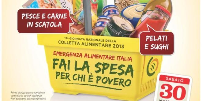 Colletta Alimentare 2013 - 30 Novembre