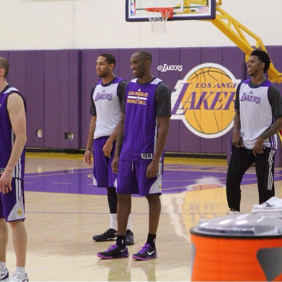 Kobe Bryant prepara il rientro