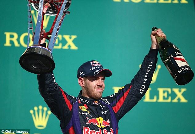 Vettel trionfa in Texas. 8° successo consecutivo