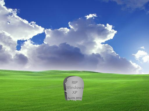 8 Aprile 2014: La fine di Windows XP