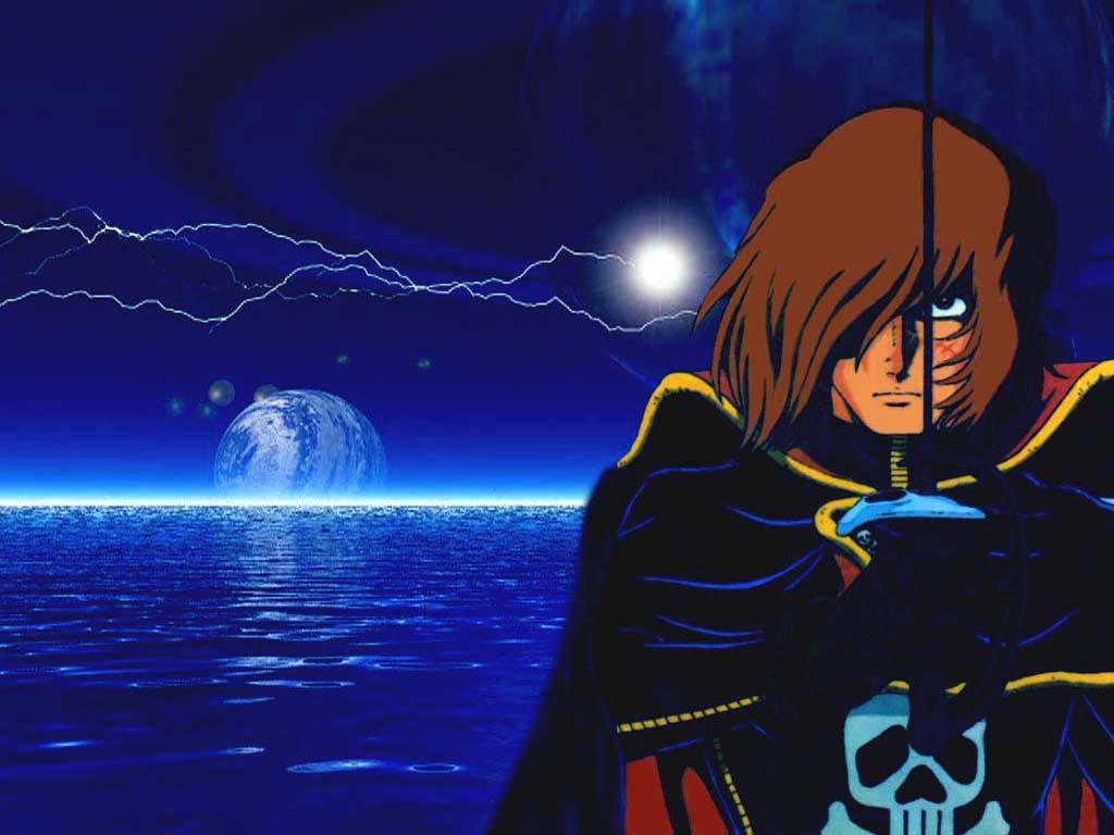 Capitan Harlock: il cartone animato