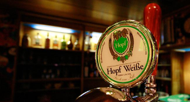 Birra Hopf - Weisse Bier