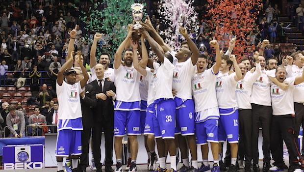 Sassari vince la Coppa Italia 2014