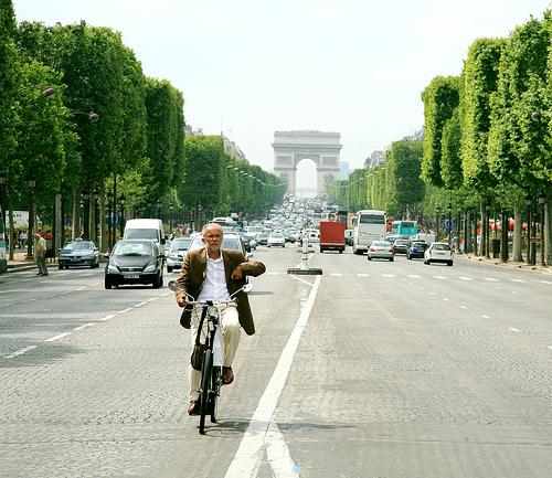 Ti pago per andare al lavoro in bici