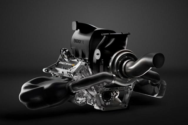 Il motore Renault Turbo 2014