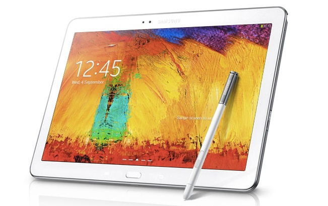 Un Tablet della Samsung, la regina del mercato