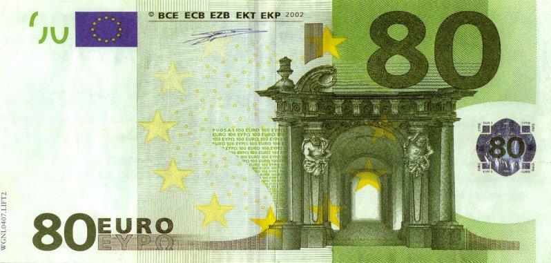 Gli italiani e gli 80 Euro al mese