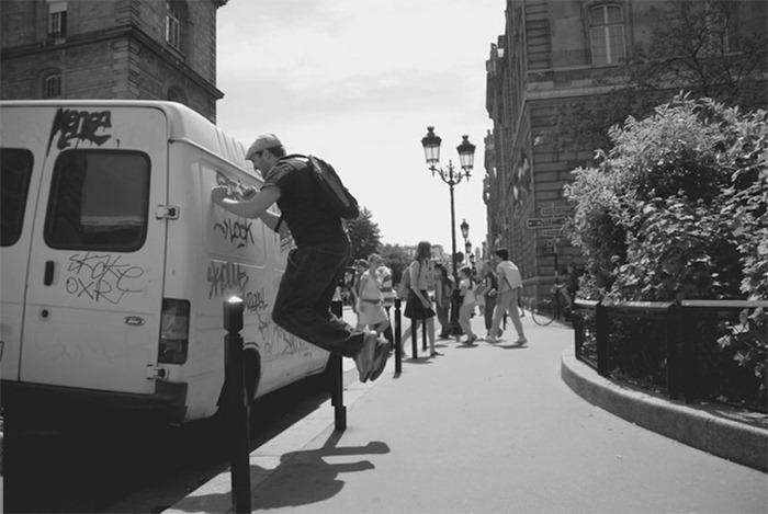 Franck Bohbot - Levitation