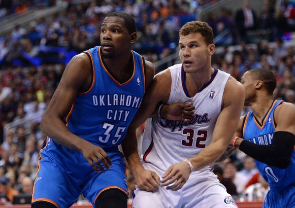 Durant ha trascinato i Thunder in Finale di Conference