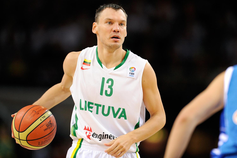 Basket: si ritira il grandissimo Sarunas Jasikevicius