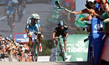 Fenomeno Fabio Aru! Seconda vittoria alla Vuelta
