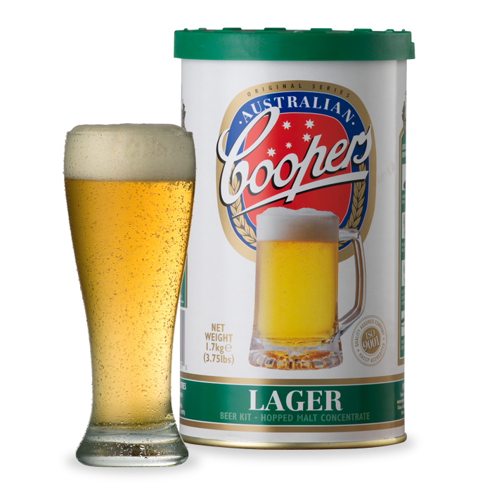 Malto Cooper per Birra Lager