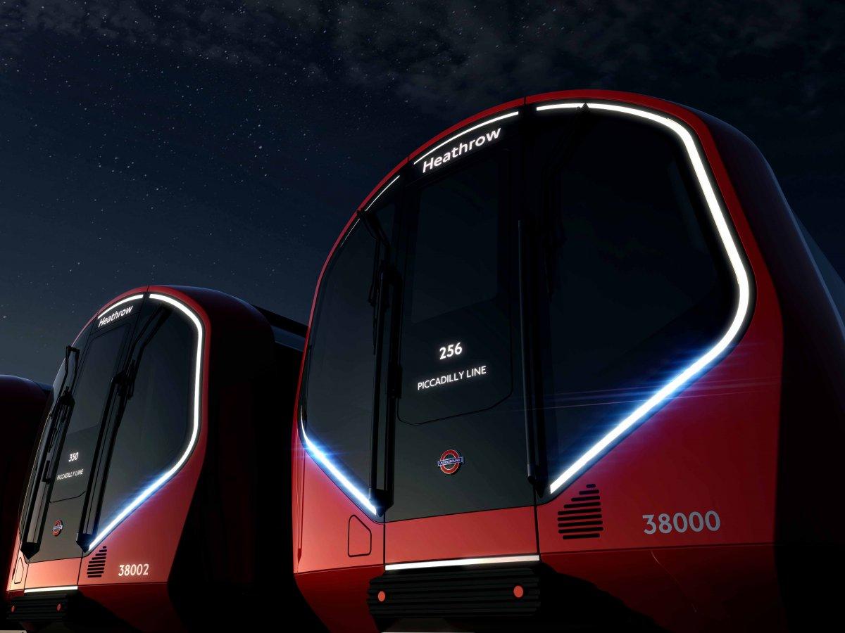 New Tube for London - La nuova Metropolitana di Londra