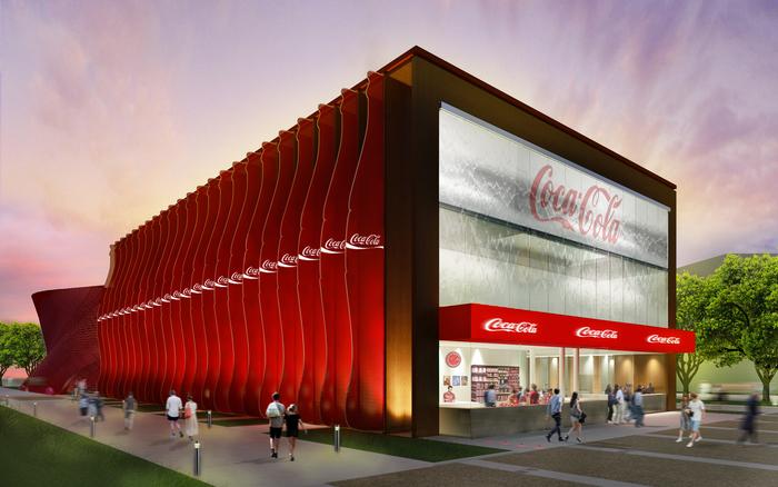 Il Padiglione Coca-Cola ad Expo Milano 2015